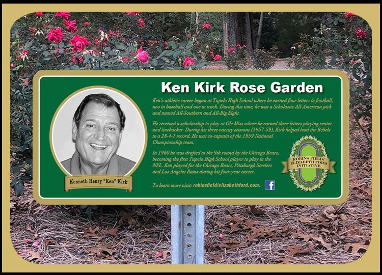 Ken Kirk Rose Garden