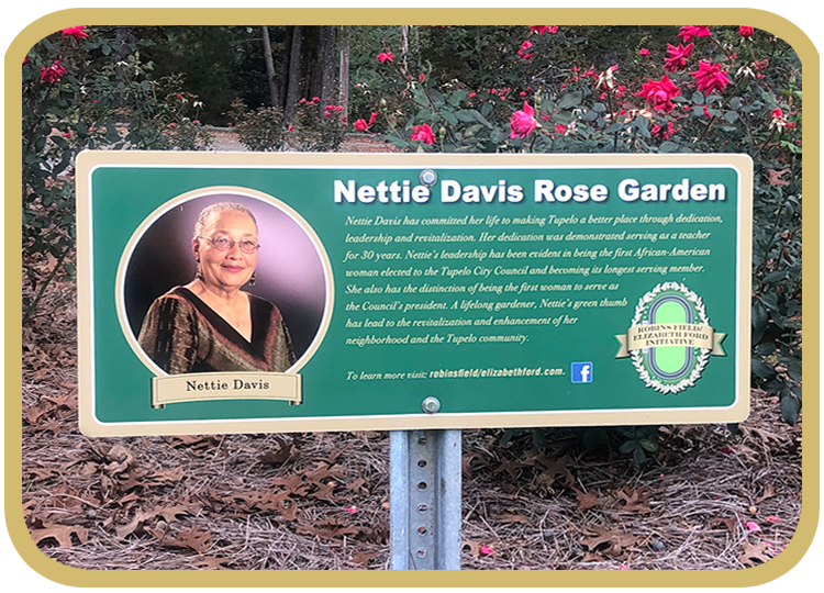 Nettie Davis Rose Garden